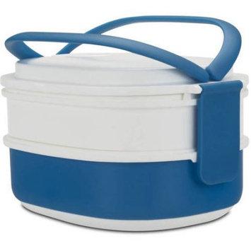 Smart Planet Bmk2b Blue Meal Kit Double Decker 58 Ounce 2