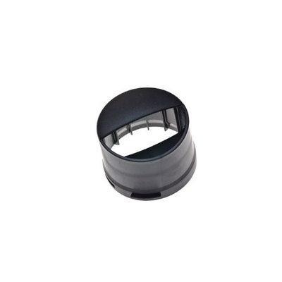 Genuine OEM 2260518B Whirlpool Refrigerator Black Water Filter Cap 2260502B
