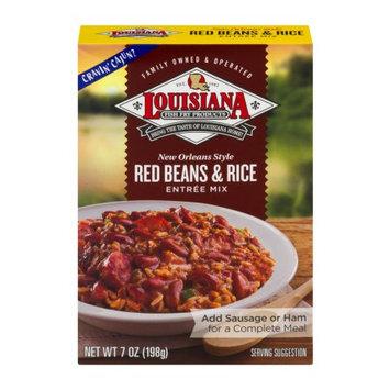 Allseasoning 3 Louisiana Fish Fry: Red Beans & Rice Entree Mix-7oz Boxes