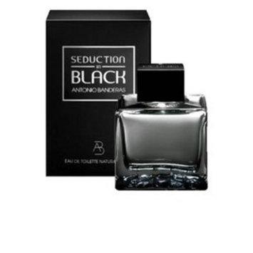 Seduction in Black for Men Gift Set - 3.4 oz EDT Spray + 3.4 oz Aftershave Splash