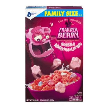 General Mills Monsters Gm Fs Frankenberry 18.1oz