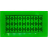 DDI 2278816 Mardi Gras Party Tray Case of 20