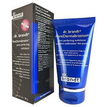 Dr. Brandt Skincare PoreDermabrasion Pore Perfecting Exfoliator full size 2 oz
