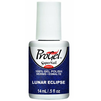 Supernail Progel Nail Lacquer, Lunar Eclipse, 0.5 Fluid Ounce