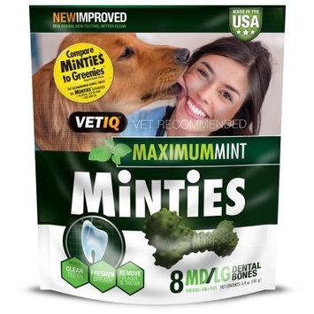 VetIQ Minties Dental Bone, MD/LG, 6.4 oz