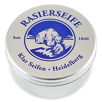 Klar's Shaving Soap in Tin, Classic