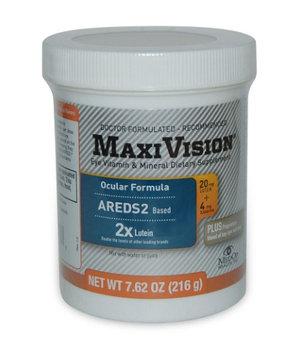 MedOp MaxiVision® Ocular Formula - 1 Jar
