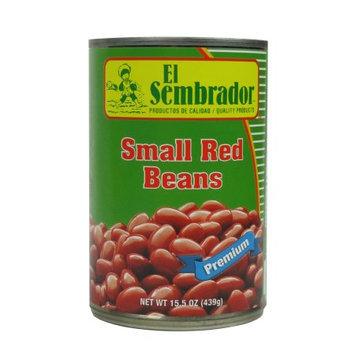 El Sembrador Small Red Beans, 15 oz