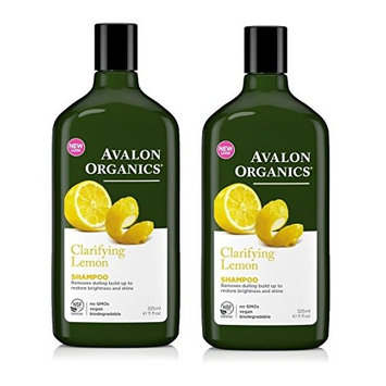 Avalon Organics Clarifying Conditioner Lemon - 11 Fl Oz