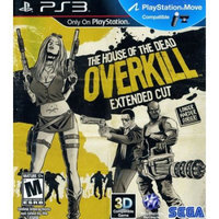 House of the Dead: OVERKILL Extended Cut Playstation3 Game SEGA