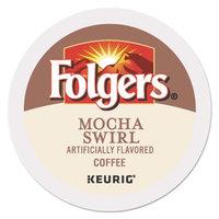 GMT0316 - Folgers Gourmet Selections Mocha Swirl Coffee K-Cups; 24/Box