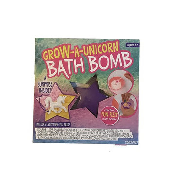 Create A Fun Fizzy Bath Bomb! Choose From Grow-A-Mermaid, Grow-A-Unicorn, Or Grow-A-Boyfriend! Includes Everything You Need! Great Gift For Kids Ages 6+!...