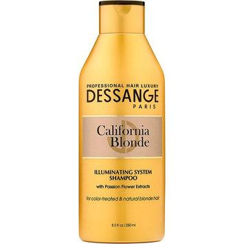 Dessange California Blonde Illuminating System Shampoo, 8.5 Fluid Ounce