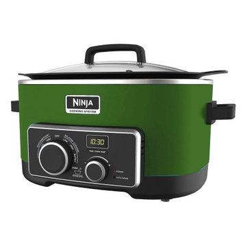 Walbak International Marketing Ltd. Refurbished Ninja 4 In 1 Slow Cooker 6 Qt - Green