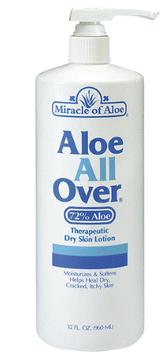 Miracle Of Aloe Aloe All Over 32 oz.