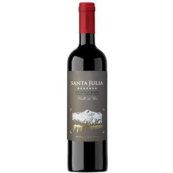 Santa Julia Reserva Mountain Blend, 750 ml
