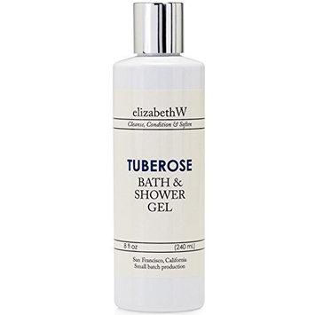 elizabethW Tuberose Bath and Shower Gel