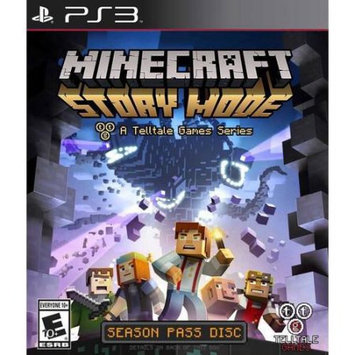 Telltale Games Minecraft: Story Mode (PS3) - Pre-Owned