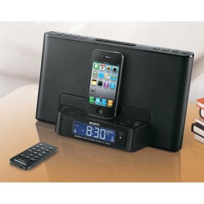Sony ICF-CS15IP Speaker Dock for Apple iPod and iPhone - Black