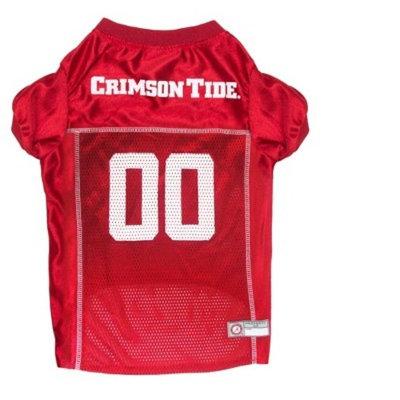 NCAA Pets First Alabama Crimson Tide Mesh Jersey - L