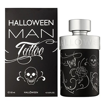 Halloween Tattoo by Jesus Del Pozo Eau De Toilette Spray 4.2 oz for Men