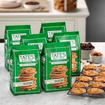 Tate's Bake Shop 6 Pack Whole Wheat Dark Chocolate Chip Cookies
