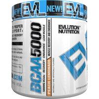 EVLUTION Nutrition, BCAA5000, Peach Lemonade, 9.8 Oz