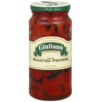 Giuliano Sweet Roasted Peppers, 15.5 oz (Pack of 6)
