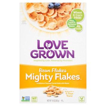 Love Grown Foods, Llc Love Grown, Cereal Mght Flakes Bean, 10 Oz (Pack Of 6)