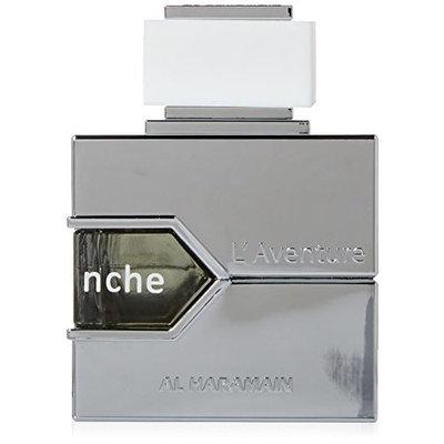 AL HARAMAIN L'aventure Blanche Eau de Parfum Spray for Women, 3.3 Ounce