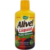 Natures Way Vitamin Liquid Alive, 30 OZ