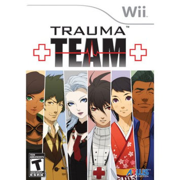 Atlus Trauma Team - Nintendo Wii