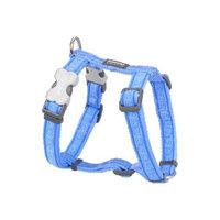 Red Dingo DH-HY-MB-ME Dog Harness Design Hypno Mid Blue Medium