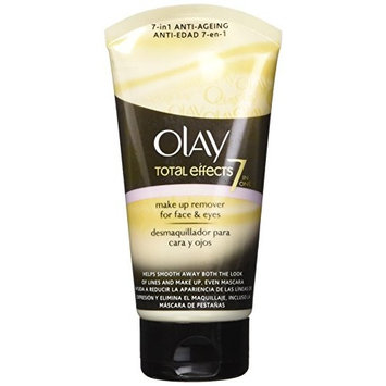 Olay Total Effects Make Up Remover for Face and Eyes, 5.07 Ounce