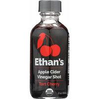Ethan's Apple Cider Vinegar Shots, Tart Cherry (Pack of 12)