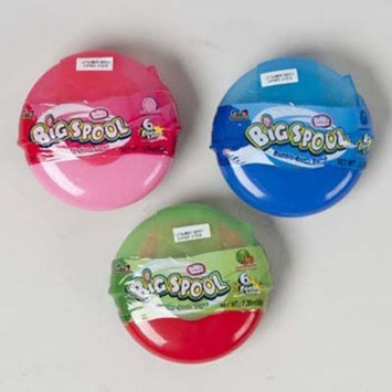 Bubble Mania Big Spool Bubble Gum Tape - 3 Rolls