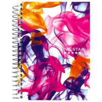 FiveStar Five Star 7x5 Lave Light Notebook