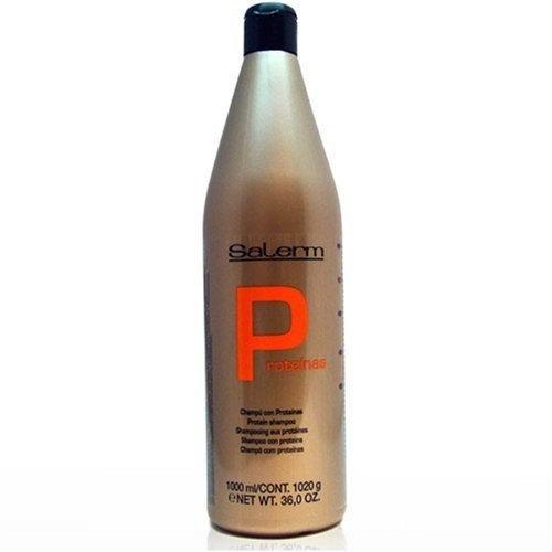 Salerm Proteinas Protein Shampoo 36.0 oz (1 Liter)