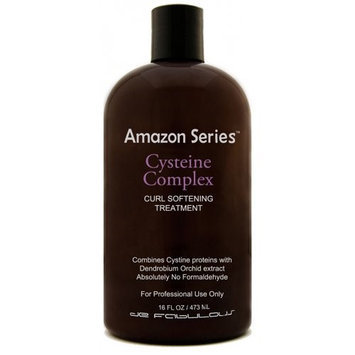De Fabulous Amazon Series Cysteine Complex - Keratin Curl Treatment 16 OZ