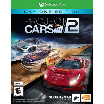 Bandai Namco Games Amer Project Cars 2 TBD XBox One [XB1]