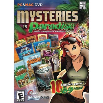 Masque Publishing 10442 Mysteries In Paradise