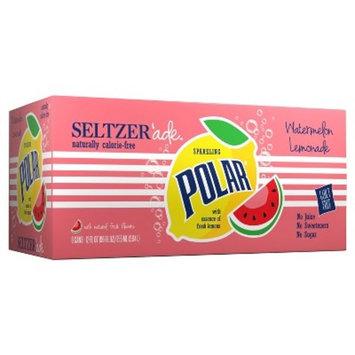 Polar Seltzerade Watermelon Lemonade - 8pk/12 fl oz Cans