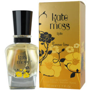 Kate Moss Summer Time Eau De Toilette Spray for Women, 1.7 Ounce