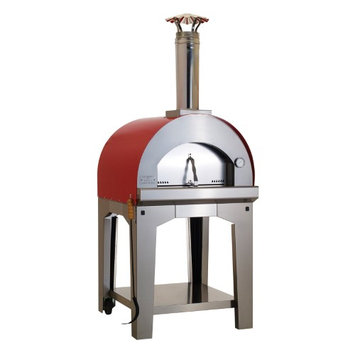 Bull Outdoor Products 66025 Large Pizza Oven and Cart