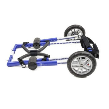 Dog Wheelchair - For Medium Dogs 26-49 lbs - Veterinarian Approved