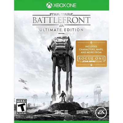 Electronic Arts Star Wars Battlefront Ultimate Edition (Xbox One)