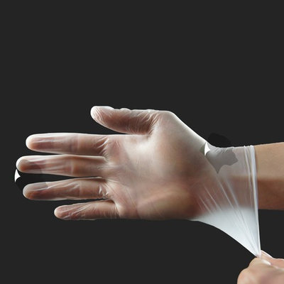 100 Synthetic Vinyl Gloves Extra Large XL Powder Free 100/box Extra Strong