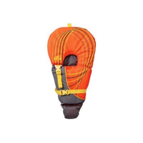 Full Throttle Infant Nylon Vest Orange