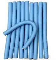 Medex Flexi Rod Bendable Foam Styling Curlers (Blue)