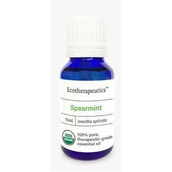Ecotherapeutics 684988 15 ml Spearmint Oil Organic - Case of 48